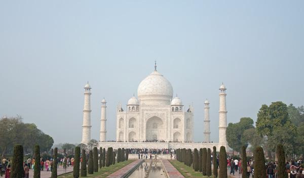 Taj Mahal photo by GoErinGo