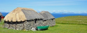 Thatched Houses, Skye