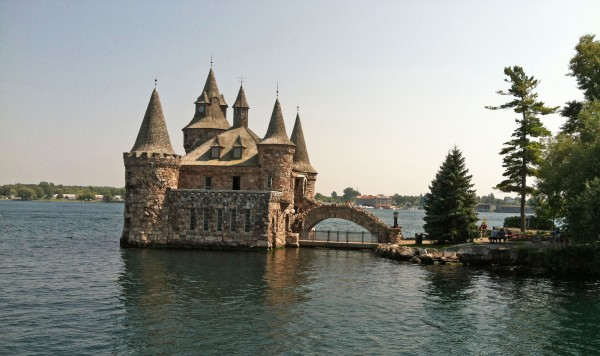 Thousand Islands, photo by Sam Michelson