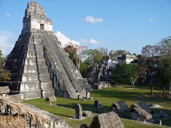 Tikal, Guatemala photo by GoErinGo