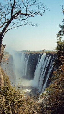 Vic Falls Beautiful Image