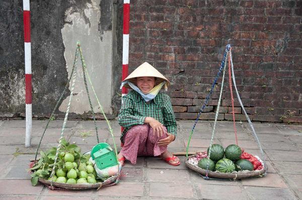 Vietnamese Food Hawker