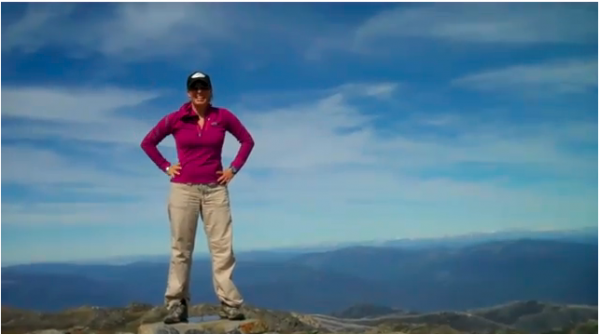 YouTube - Erin Climbs Mt. Kosciuszko, Australia's Highest Summit