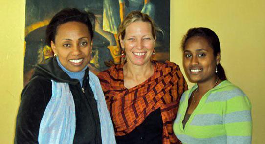 Zenaye & Erin & Team