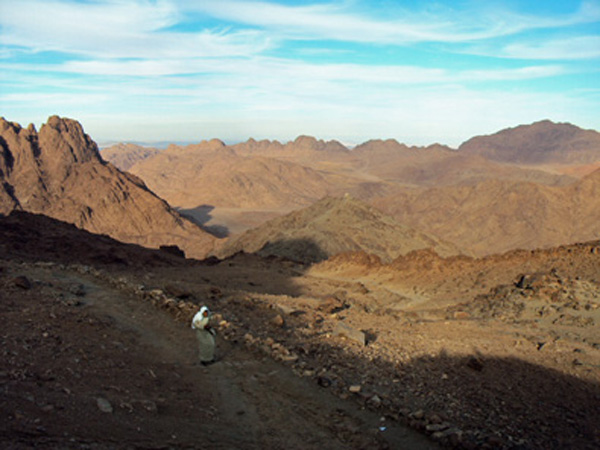 sinai-desert photo by GoErinGo