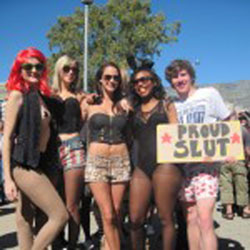 slutwalk cape town 1